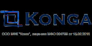 konga mfo логотип