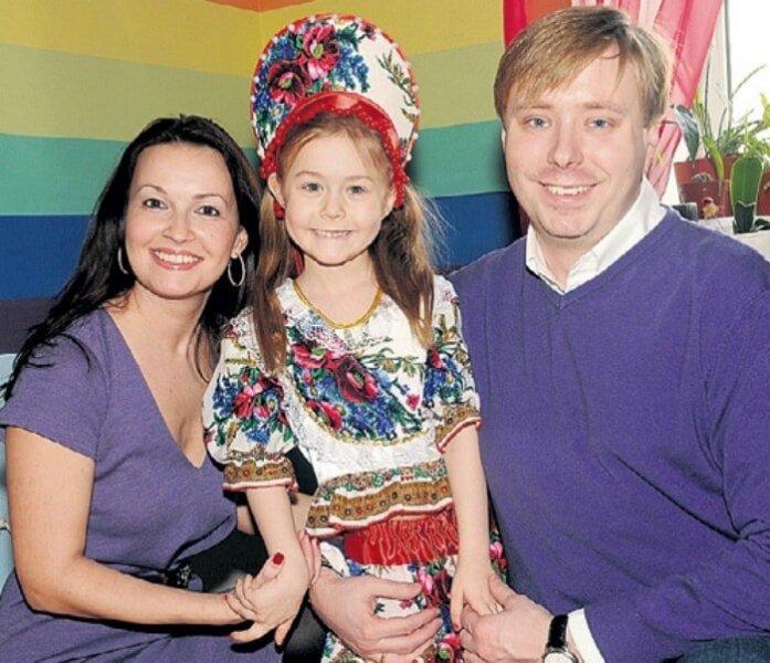 Фото Жена Маслякова-младшего